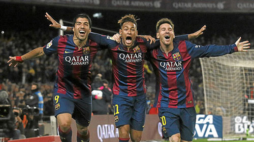 "Barca đấu Atletico: Khi Simeone bị Enrique ""át vía"" - 2"