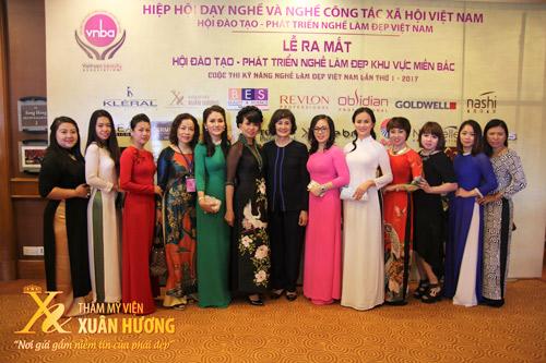 Doanh nhân Xuân Hương tiếp tục cống hiến cho Làm đẹp trên cương vị mới - 5
