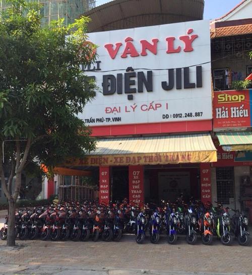 Xe điện made in Việt Nam phủ sóng 200 showroom cả nước - 4