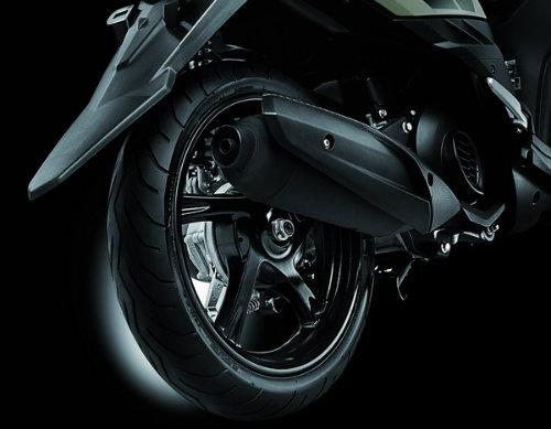 Yamaha GT125 mới giá 28,4 triệu đồng hợp với sinh viên - 5