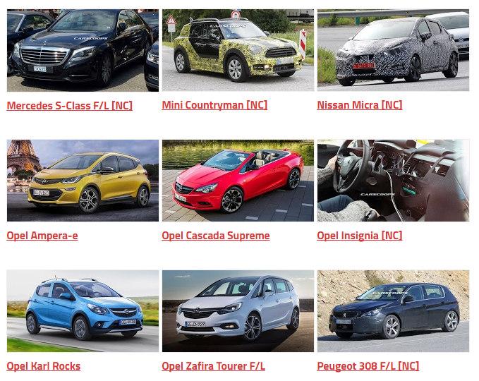 Những mẫu xe sẽ trình làng tại Paris Auto Show 2016 - 4