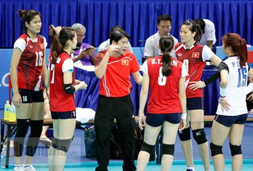 Chi tiết Việt Nam - Hàn Quốc: Nỗ lực được đền đáp (bóng chuyền nữ) (KT) - 9