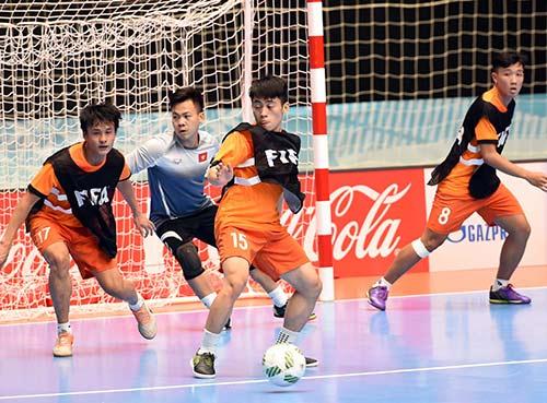 """""""Futsal VN đấu Nga, mọi chuyện đều có thể xảy ra"""" - 1"""