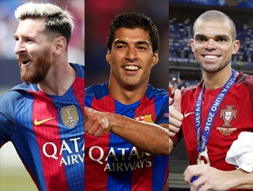 QBV 2016: Ronaldo chưa chắc ăn, Pepe có thể đoạt giải - 3