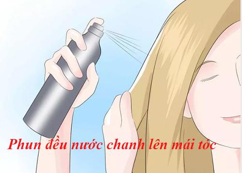 Muốn có mái tóc tỏa sáng, đừng bỏ qua nước chanh - 4