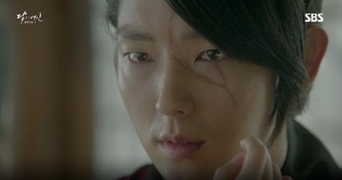 """""""Rùng mình"""" với ánh mắt ma mị của hoàng tử Lee Jun Ki - 2"""