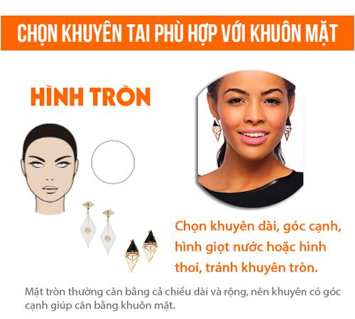 Đi tìm loại khuyên tai tăng sức quyến rũ cho khuôn mặt - 1
