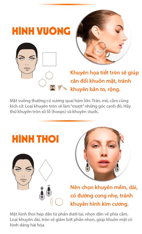 Đi tìm loại khuyên tai tăng sức quyến rũ cho khuôn mặt - 3