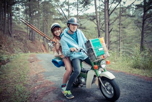 """Hari Won """"chiếm vai"""" của Nhã Phương trong phim mới - 2"""