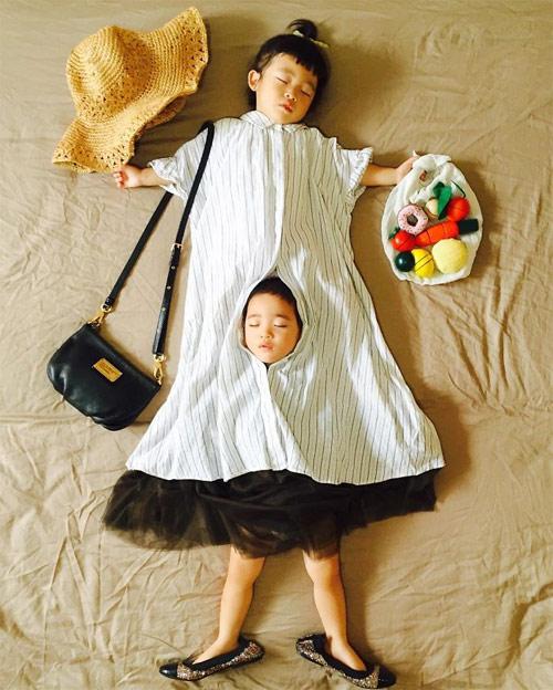 Cặp song sinh bỗng biến hình trong mỗi giấc ngủ - 7