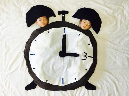 Cặp song sinh bỗng biến hình trong mỗi giấc ngủ - 12