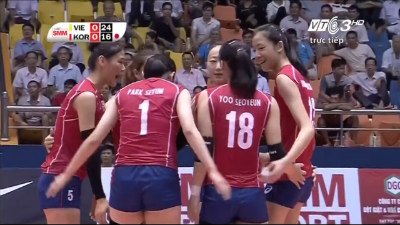 Chi tiết Việt Nam - Hàn Quốc: Nỗ lực được đền đáp (bóng chuyền nữ) (KT) - 7