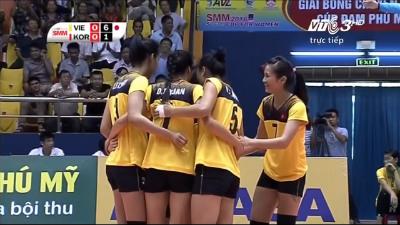 Chi tiết Việt Nam - Hàn Quốc: Nỗ lực được đền đáp (bóng chuyền nữ) (KT) - 5