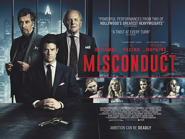 Trailer phim: Misconduct - 1