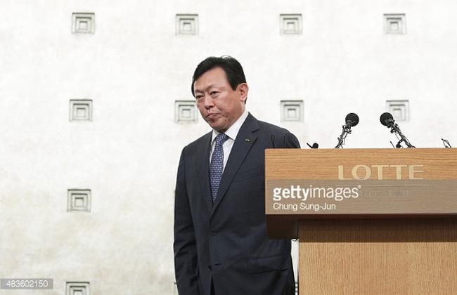 Chủ tịch Tập đoàn Lotte bị triệu tập để thẩm vấn - 1