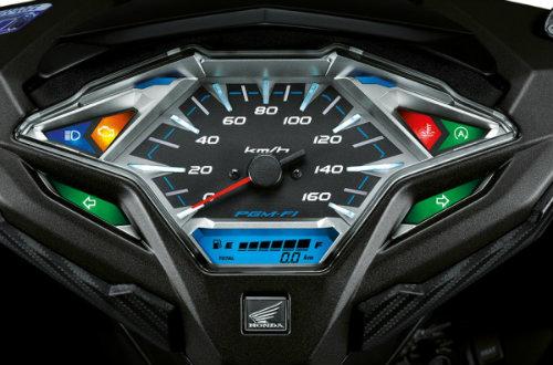 Nên chọn mua Yamaha GT125 hay Honda Click 125i? - 5