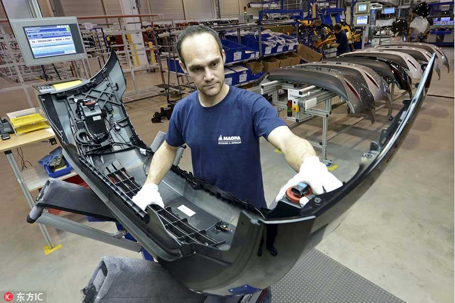 Top 10 nhà sản xuất phụ tùng ô tô lớn nhất thế giới - 6