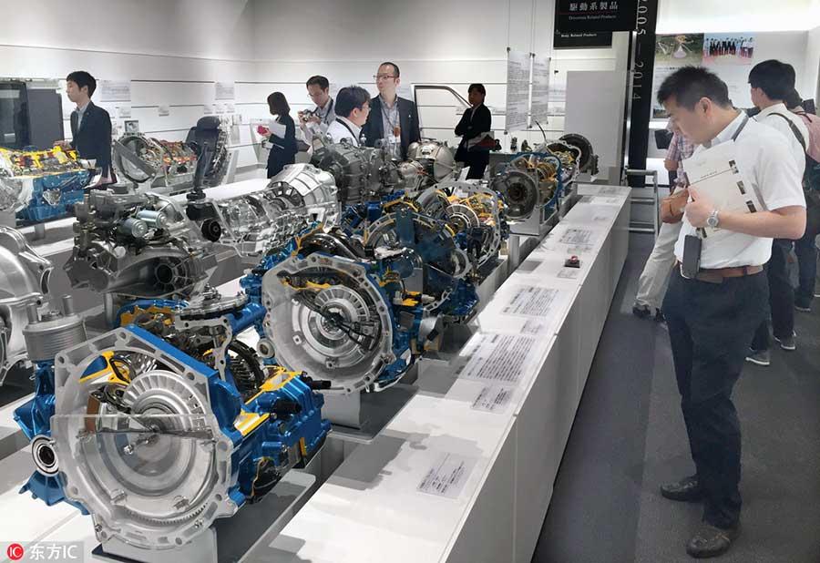 Top 10 nhà sản xuất phụ tùng ô tô lớn nhất thế giới - 3