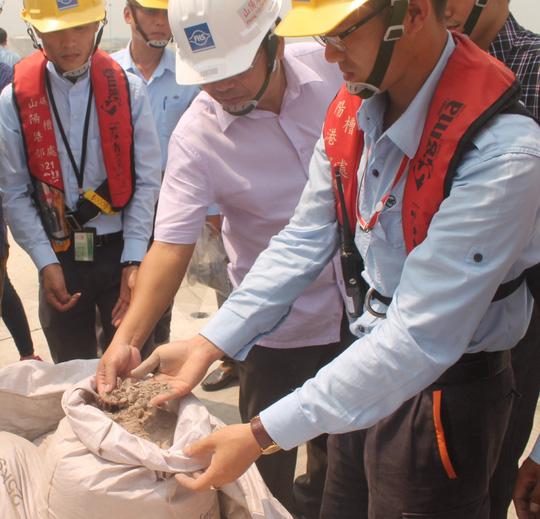 Bùn bô xít Formosa nhập từ TQ không phải xin phép - 1
