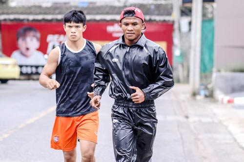 """""""Hoàng tử Muay Thái"""" tập điên cuồng chờ hạ nhà vô địch - 7"""
