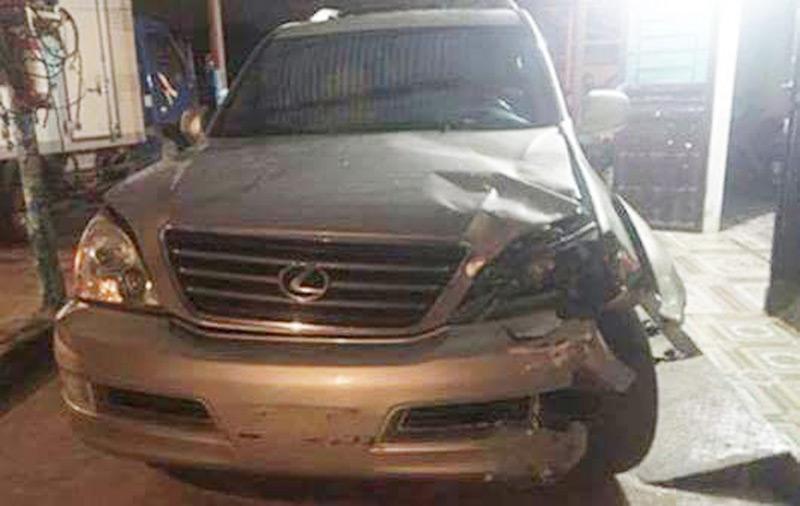 Nhân viên ngân hàng đổi biển, giấu ô tô sau tai nạn chết người - 1