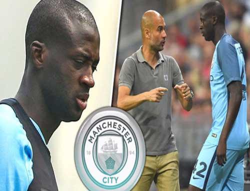 Man City: Ông bầu cuồng ngôn, Y.Toure hết cửa ra sân - 1