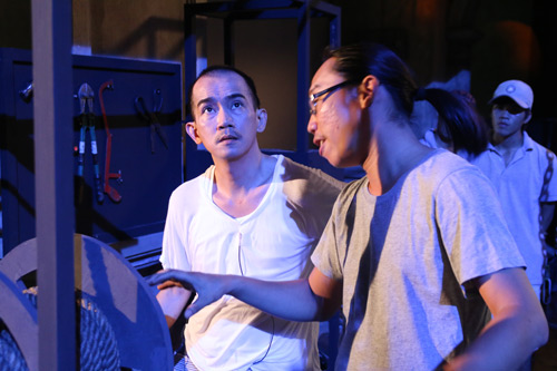 Xót xa với hình ảnh Minh Thuận trong bộ phim cuối cùng - 2