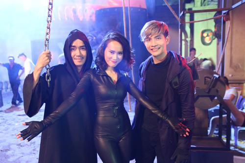 Xót xa với hình ảnh Minh Thuận trong bộ phim cuối cùng - 3