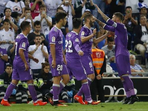 Real thành công không ngừng: Zidane ăn may hay tài ba - 2