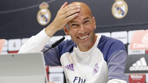 Real thành công không ngừng: Zidane ăn may hay tài ba - 1