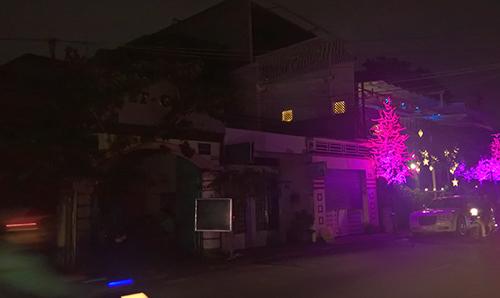 Một góc Sài Gòn tối thui sau vụ nổ trạm biến áp - 5