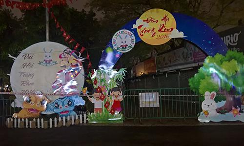 Một góc Sài Gòn tối thui sau vụ nổ trạm biến áp - 10