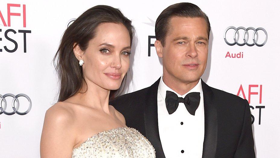 Angelina Jolie chính thức đệ đơn li dị Brad Pitt - 1