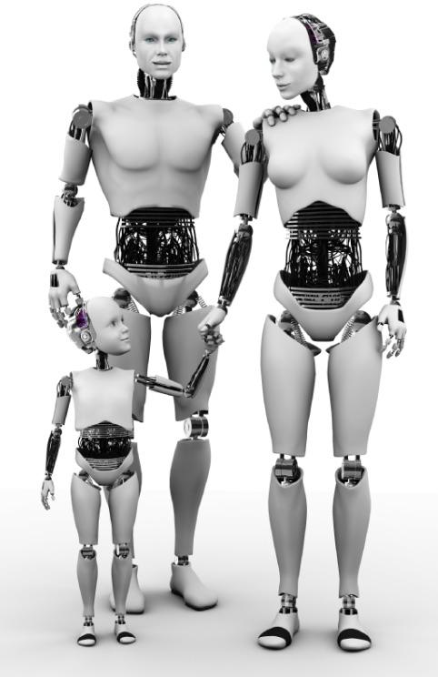 Dự báo gây sốc về tương lai loài người - 1