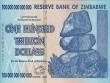 100 nghìn tỷ dollar Zimbabwe mua được... vài ổ bánh mỳ