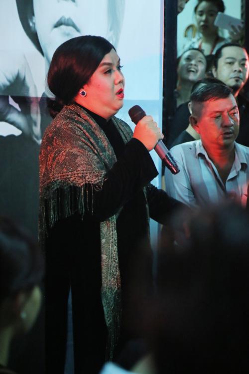 """Hà Hồ - Đức Tuấn song ca """"Tình thơ"""" tiễn biệt Minh Thuận - 8"""