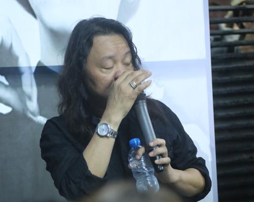 """Video: """"Người bạn đặc biệt"""" hát tặng ca sĩ Minh Thuận - 3"""
