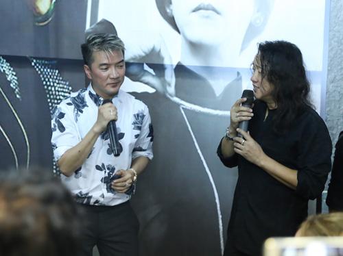 """Video: """"Người bạn đặc biệt"""" hát tặng ca sĩ Minh Thuận - 6"""