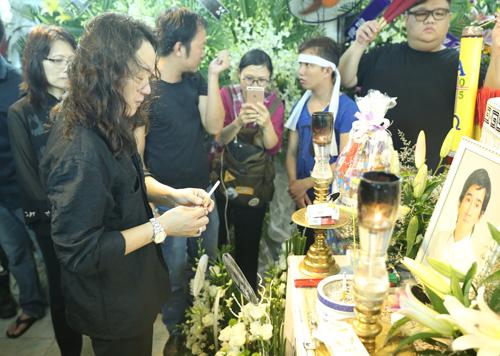 """Video: """"Người bạn đặc biệt"""" hát tặng ca sĩ Minh Thuận - 8"""
