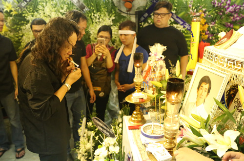 """Video: """"Người bạn đặc biệt"""" hát tặng ca sĩ Minh Thuận - 7"""