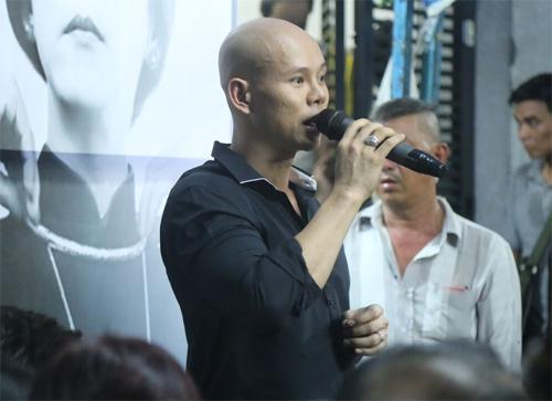 """Video: """"Người bạn đặc biệt"""" hát tặng ca sĩ Minh Thuận - 11"""