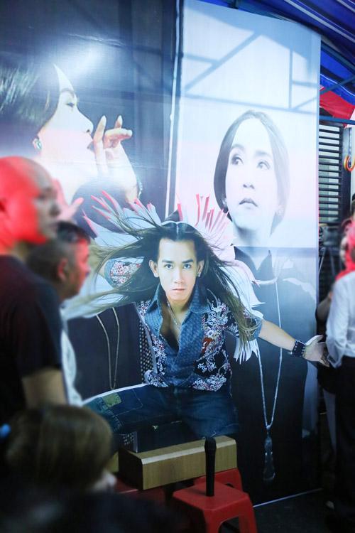 Những khoảnh khắc xúc động trong đêm chia tay Minh Thuận - 1