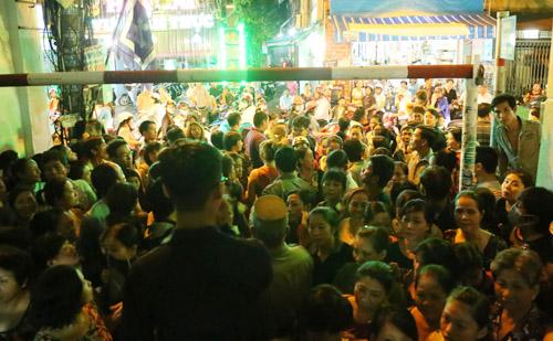 Những khoảnh khắc xúc động trong đêm chia tay Minh Thuận - 3