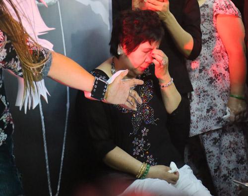 Những khoảnh khắc xúc động trong đêm chia tay Minh Thuận - 4