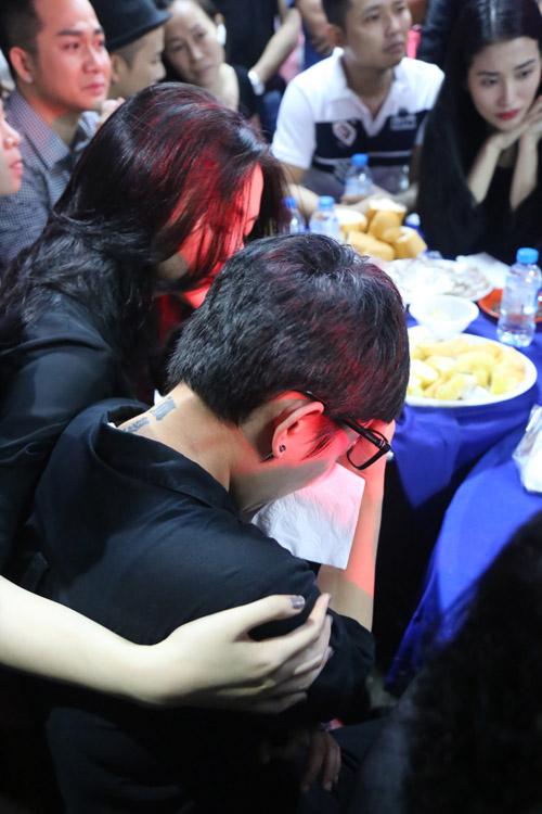 Những khoảnh khắc xúc động trong đêm chia tay Minh Thuận - 7