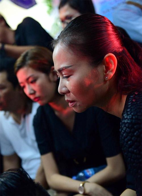 Những khoảnh khắc xúc động trong đêm chia tay Minh Thuận - 8
