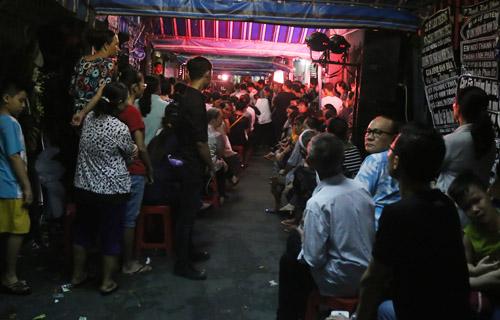 Những khoảnh khắc xúc động trong đêm chia tay Minh Thuận - 15