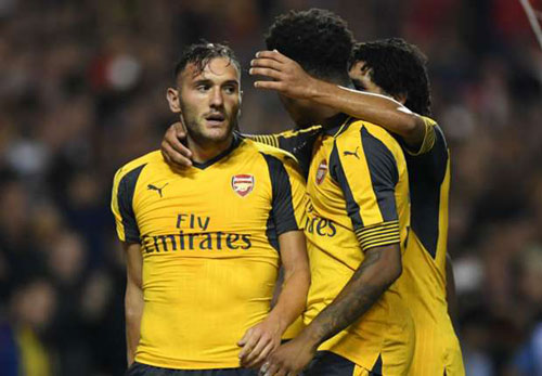 Nottingham Forest - Arsenal: Dấu ấn tân binh - 1