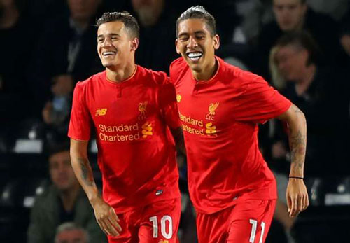 Derby County - Liverpool: Vũ điệu say đắm - 1