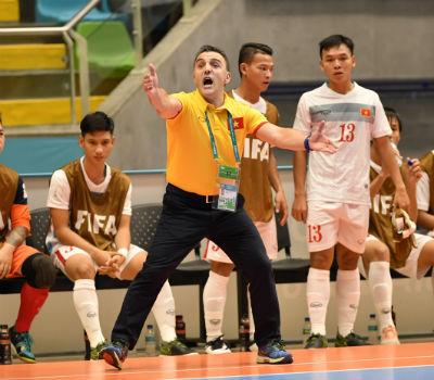 Chi tiết Futsal Việt Nam - Nga: Chênh lệch trình độ (KT) - 5